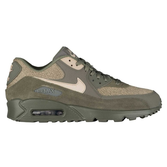 new style 038ff 4e639 New Nike Air Max 90 Men s 11.5 Green Shoes  110